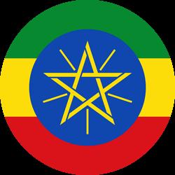 علم إثيوبيا